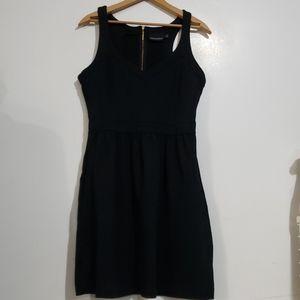 Cynthia Rowley Black Sleeveless Dress Sz L